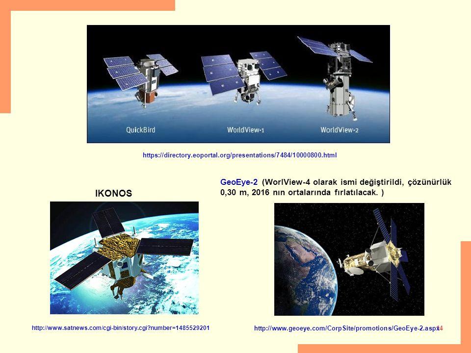 14 https://directory.eoportal.org/presentations/7484/10000800.html http://www.satnews.com/cgi-bin/story.cgi?number=1485529201 http://www.geoeye.com/Co