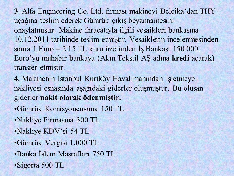 3. Alfa Engineering Co. Ltd.