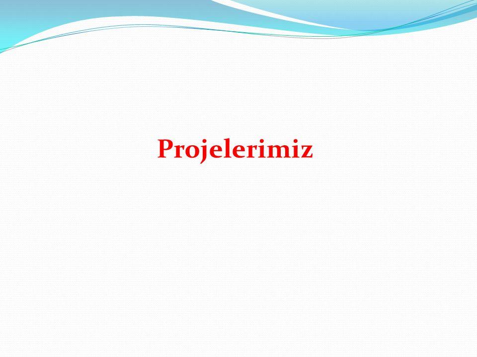 Projelerimiz