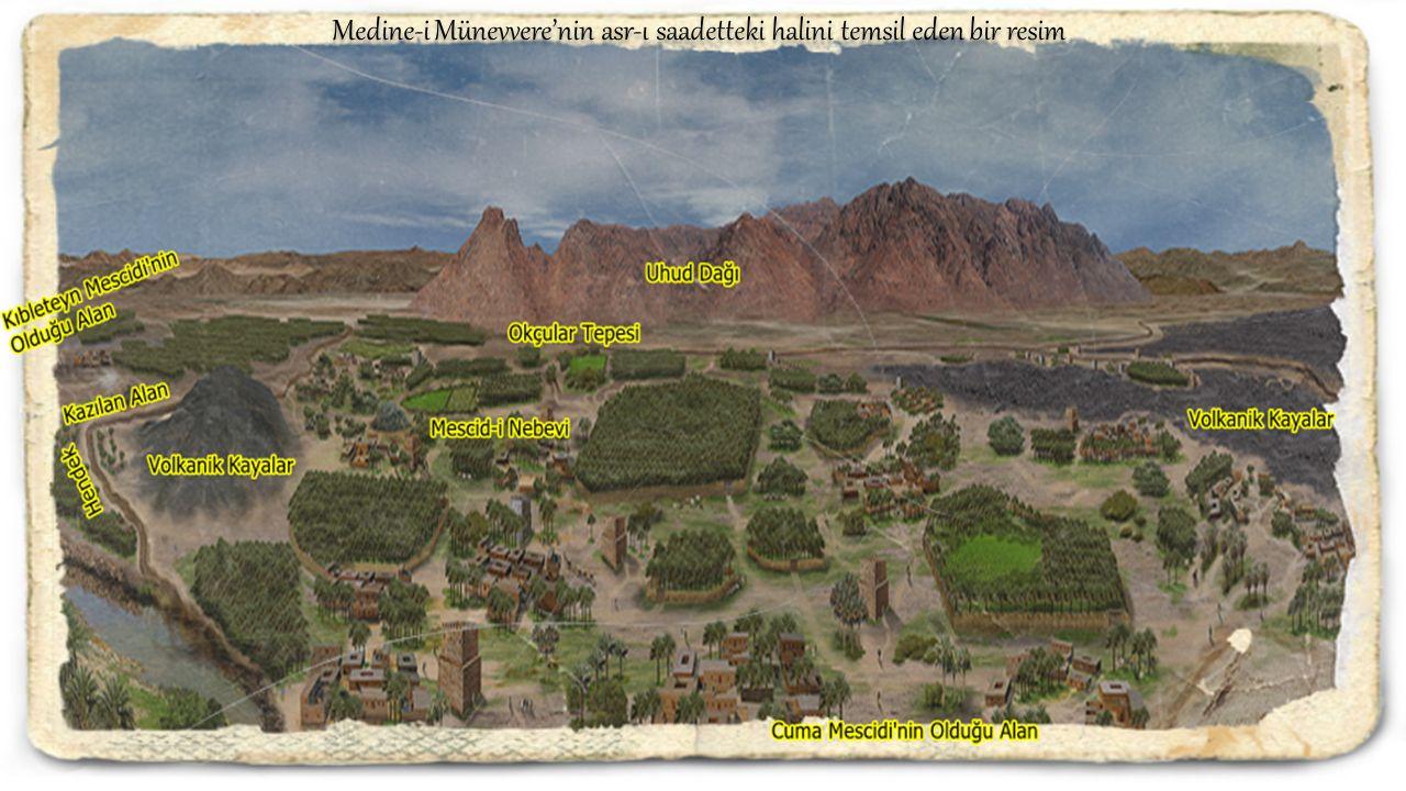 Medine-i Münevvere'yi Ziyaretin Önemi Medine vahyin en çok indiği mübarek beldedir.