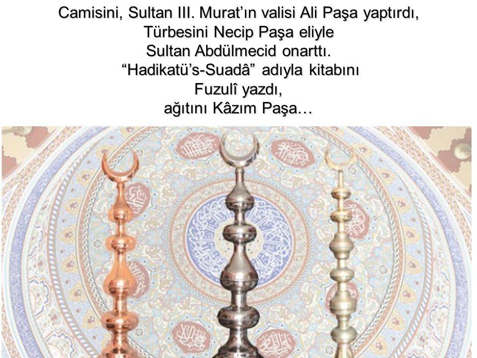 Camisini, Sultan III.