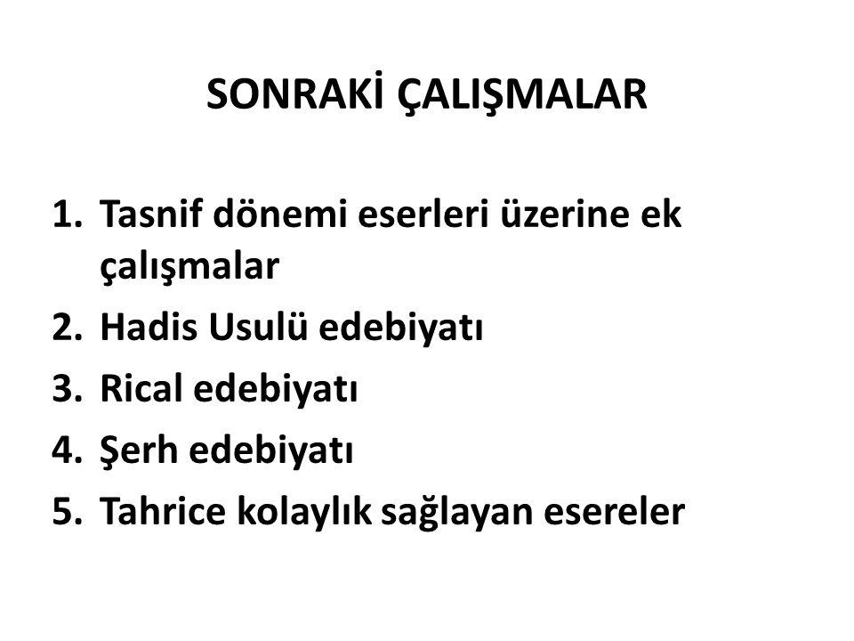 Ebu Davud (202-275) ve Sünen'i Ebû Dâvûd Süleyman b.