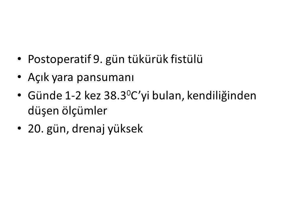 Postoperatif 9.