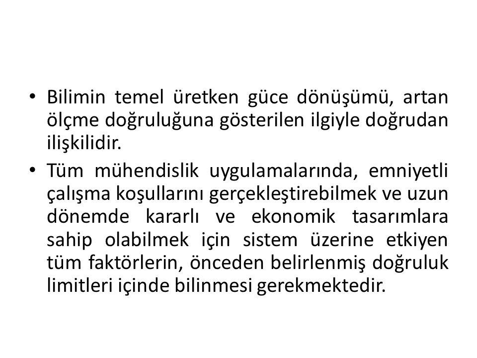 Başbakanlık 1981 yılında bir ulusal merkez kurulması için gerekli fizibilite çalışmalarını, Türkiye'nin tek bilimsel ve teknik araştırma kurumu olan TÜBİTAK tan istemiş ve elde edilen sonuçlar ışığında bir Ulusal Metroloji Enstitisü kurulmasına ve projenin de TÜBİTAK tarafından yürütülmesine karar vermiştir.