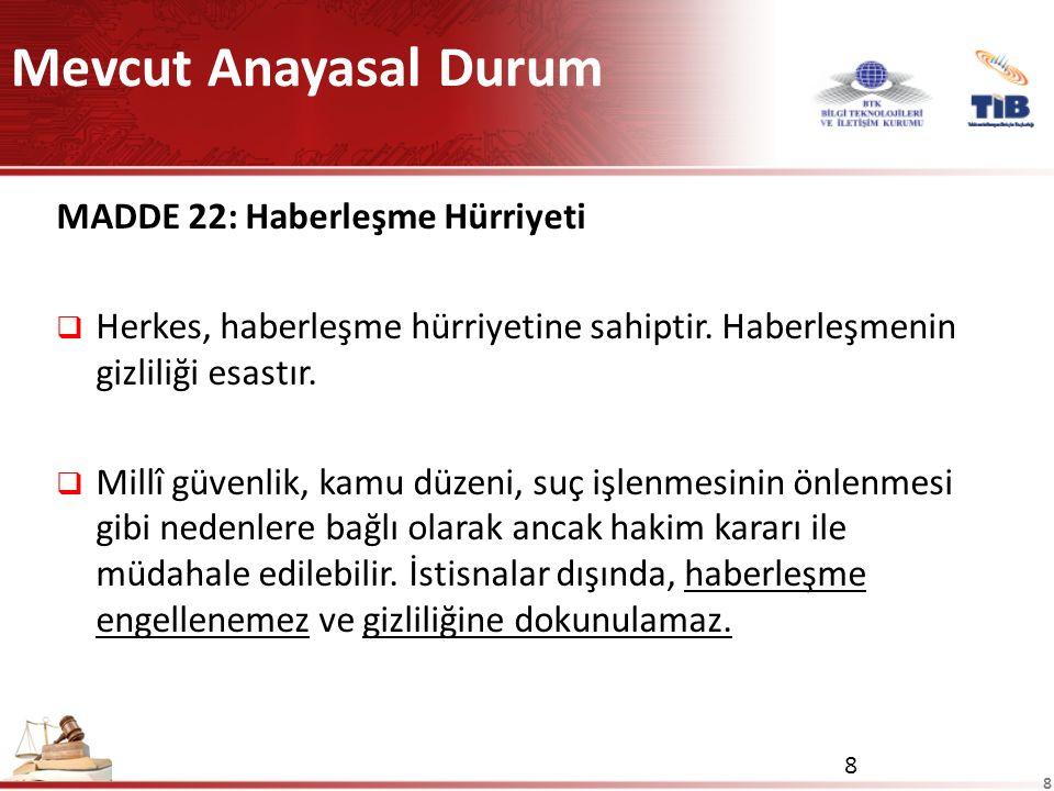 49 Kullanıcı-Abone Bilgileri Emniyet ve savcılık yazısı Savcılık yazısı Tutuklu iş acele