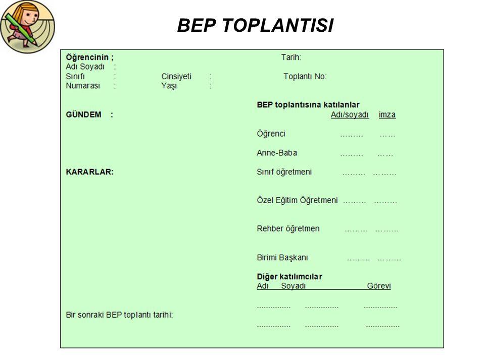 BEP TOPLANTISI