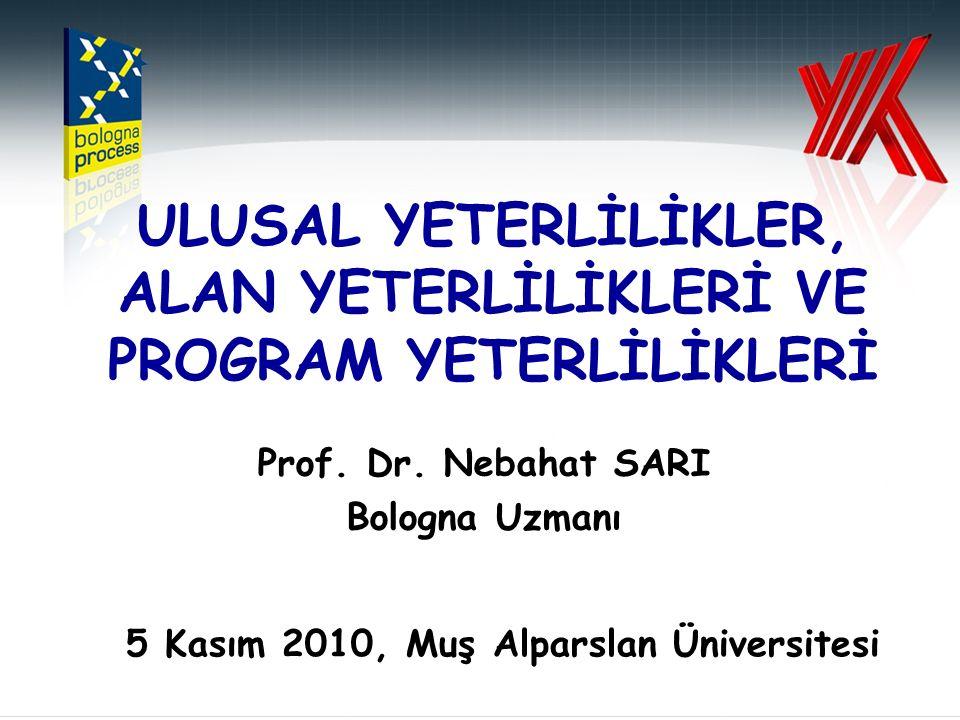 5 Kasım 2010, Muş Alparslan Üniversitesi Prof. Dr.