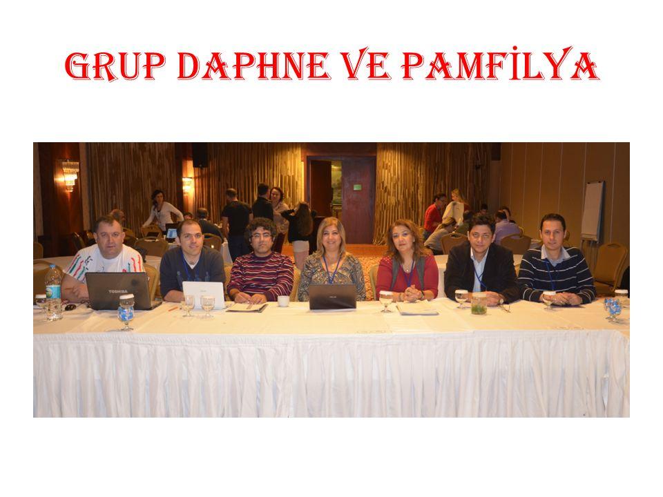 GRUP DAPHNE VE PAMF İ LYA