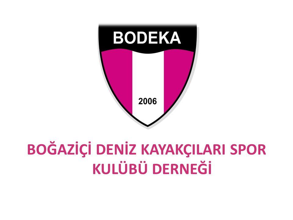 Boğaziçi Deniz Kayakçıları Spor Kulübü Derneği (BODEKA) 2006 yılında kurulduğu günden bu yana üyeleriyle, ağırlıklı olarak İstanbul Boğazında günlük turlar, İstanbul dışında Kaş, Bozcaada, Fethiye, Göcek, Durusu, Avşa gibi sayıları giderek artan yerlerde kamplı turlar düzenlemektedir.