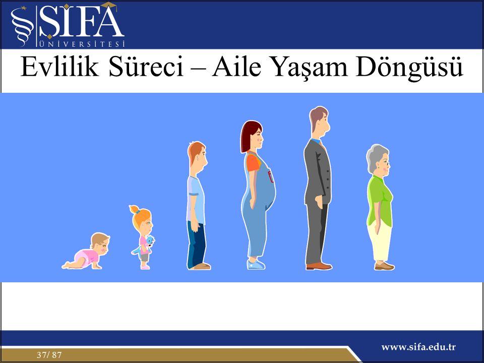 / 8737 Evlilik Süreci – Aile Yaşam Döngüsü