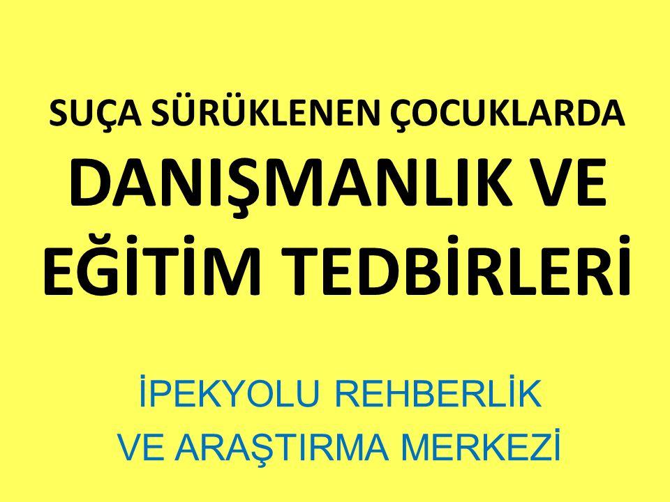 EĞİTİM TEDBİRLERİ (4) Millî Eğitim Bakanlığı ve Çalışma ve Sosyal Güvenlik Bakanlığı ile Türkiye İş Kurumu Genel Müdürlüğü, özel eğitime gereksinim duyan engelli çocuklar için eğitim tedbirinin uygulanmasına ilişkin gerekli önlemleri alır.