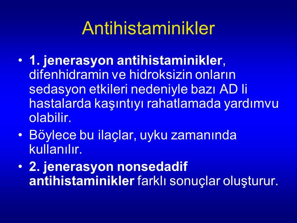 Antihistaminikler 1.