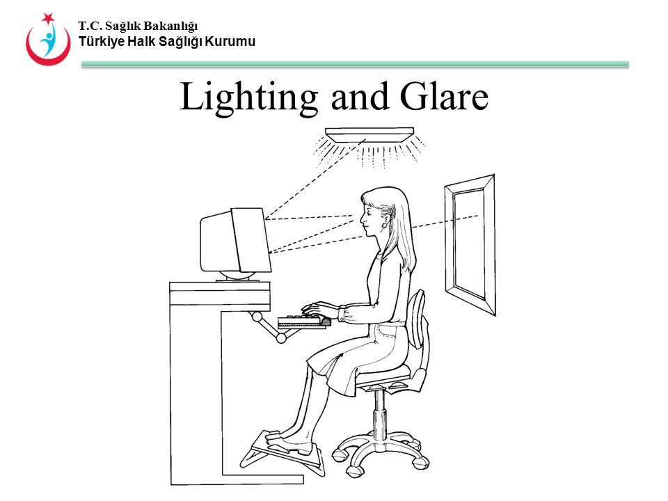 T.C. Sağlık Bakanlığı Türkiye Halk Sağlığı Kurumu Lighting and Glare