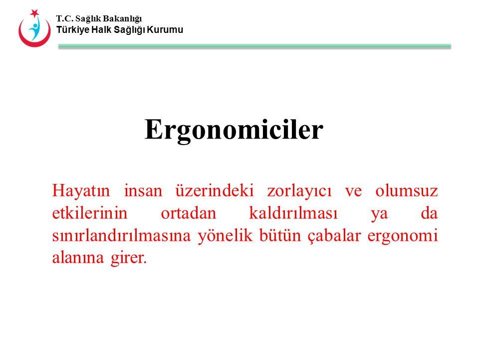 T.C. Sağlık Bakanlığı Türkiye Halk Sağlığı Kurumu Hayatın insan üzerindeki zorlayıcı ve olumsuz etkilerinin ortadan kaldırılması ya da sınırlandırılma