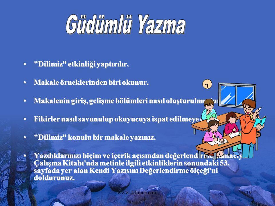 www.dilimce.com19