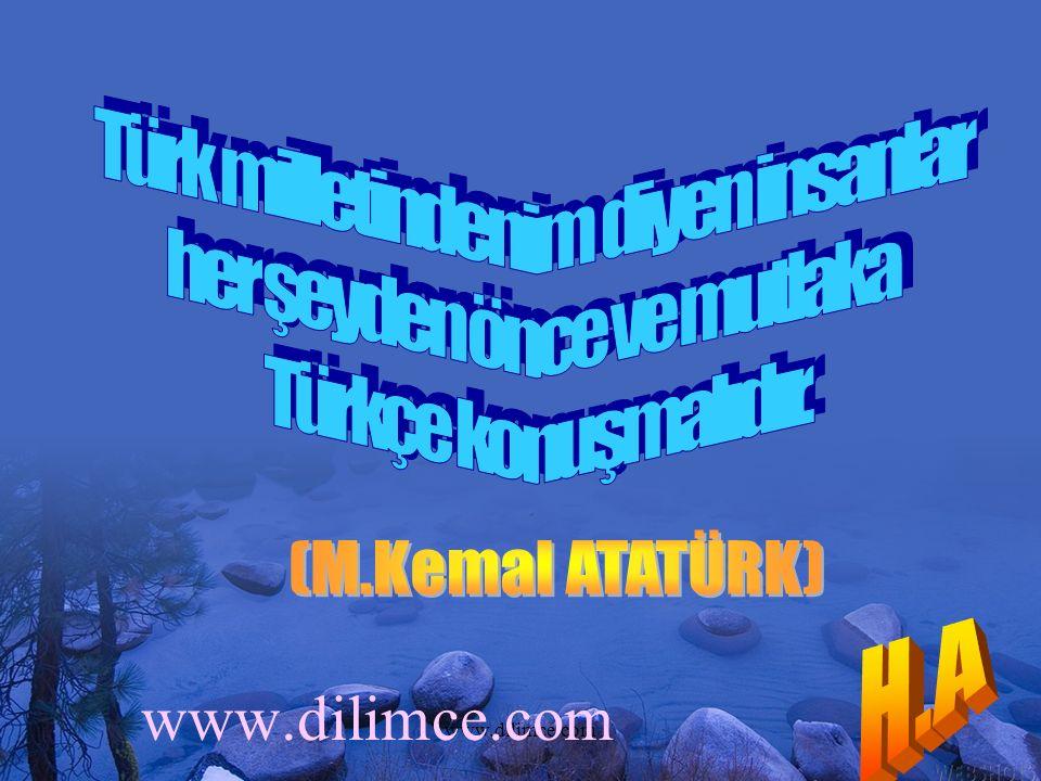 www.dilimce.com26 www.dilimce.com