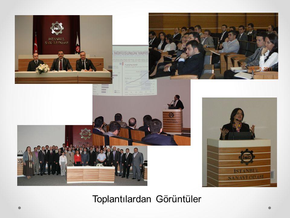 Toplantılardan Görüntüler