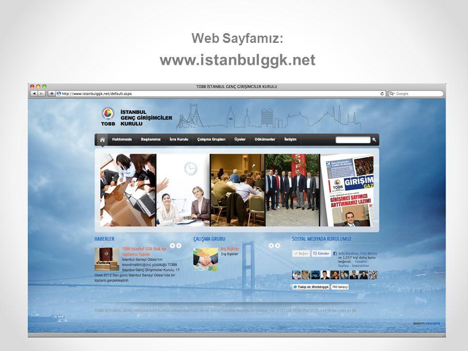 Web Sayfamız: www.istanbulggk.net
