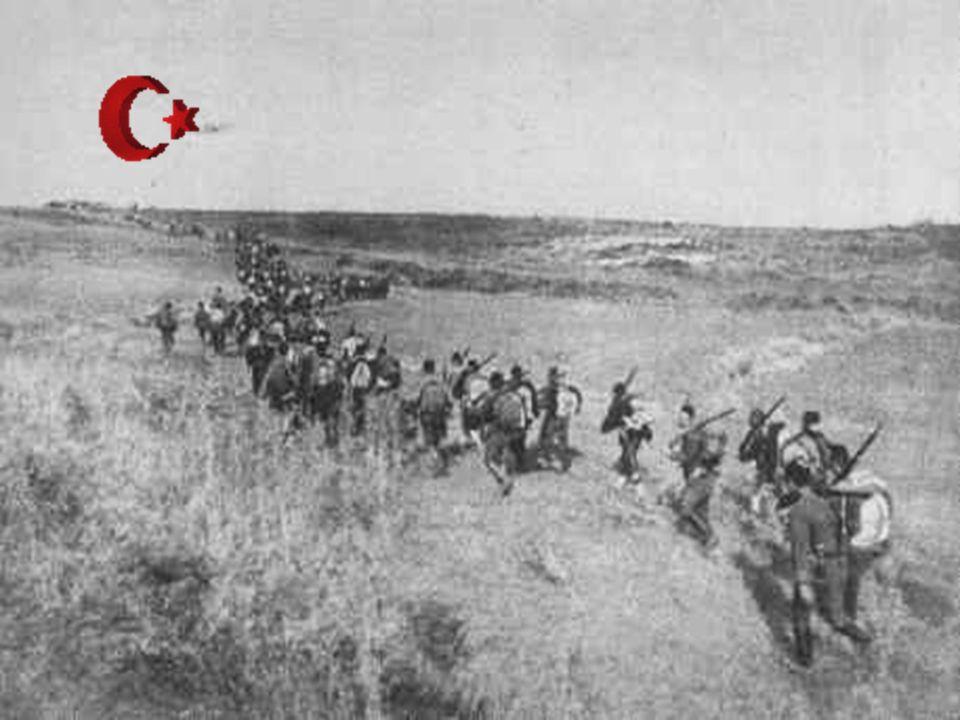 Bugün birliğimizi bozanlara inat, vatan topraklarında bir daha eve dönmemek üzere savaşa hazırlandığınız bu resimden ibret alınsın .