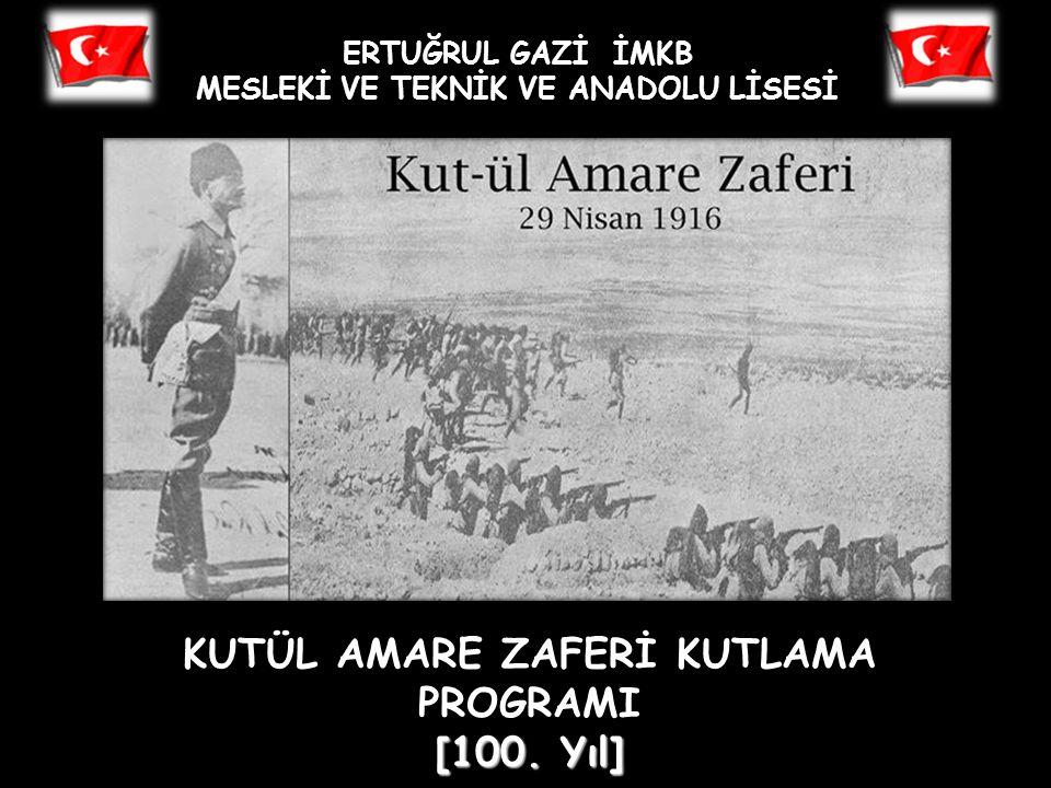 KUTÜL AMARE ZAFERİ KUTLAMA PROGRAMI [100.