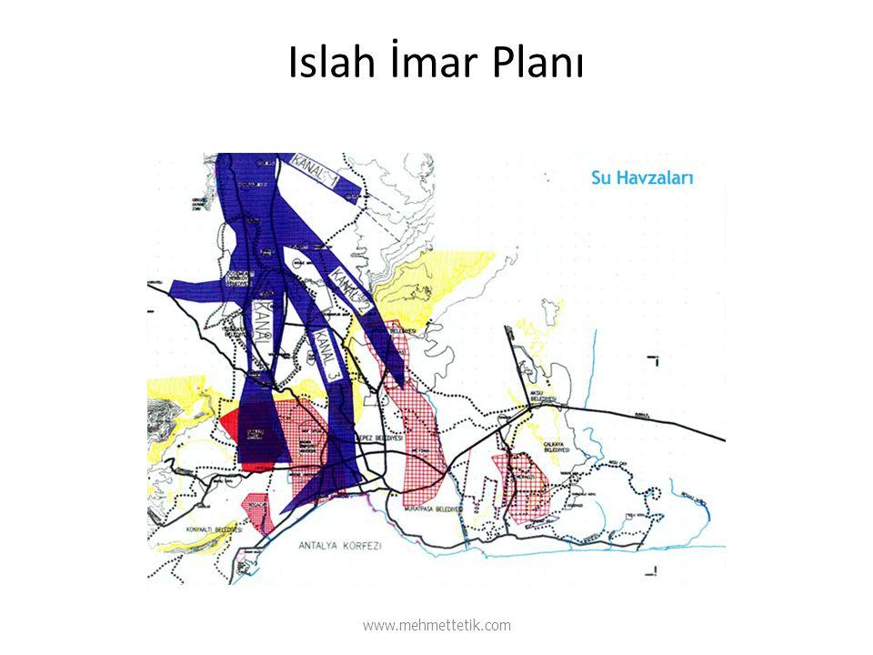 Islah İmar Planı www.mehmettetik.com