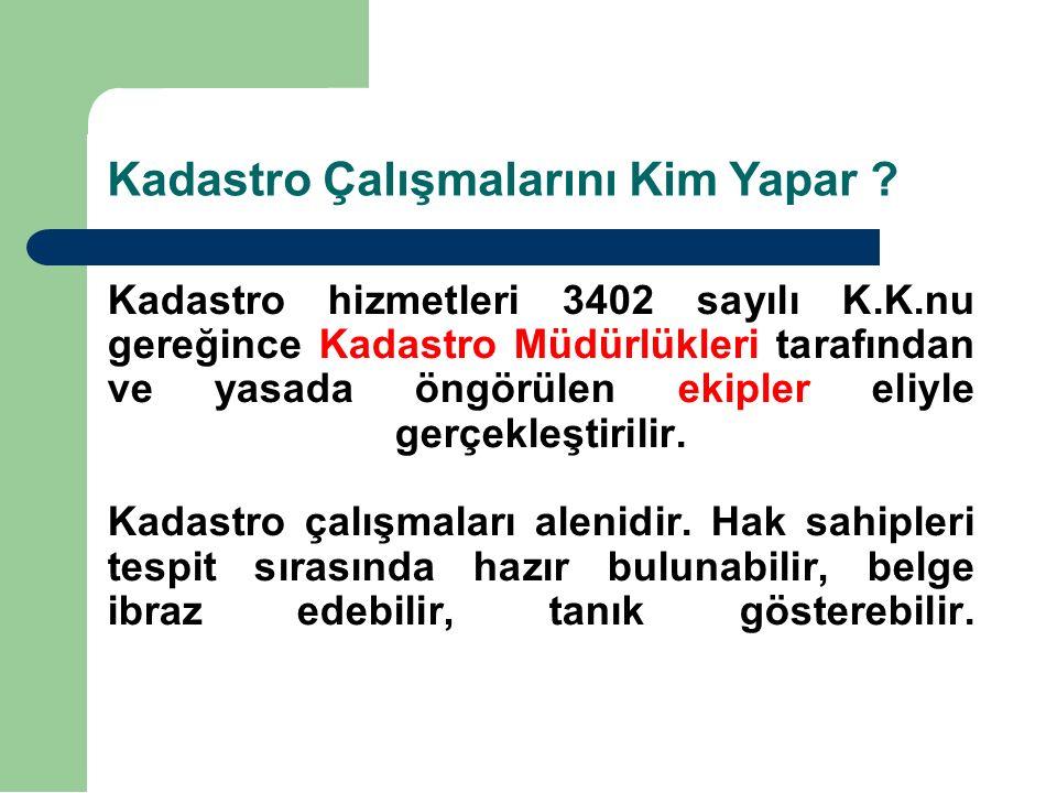 Genel Mahkemelerden Aktarma Kadastro tespit günü itibariyle derdest bir dava olmalı.