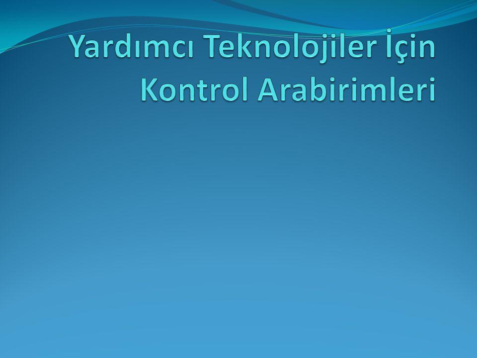 İÇİNDEKİLER 1.İNSAN/TEKNOLOJİ ARABİRİMİ BİLEŞENLERİ 2.