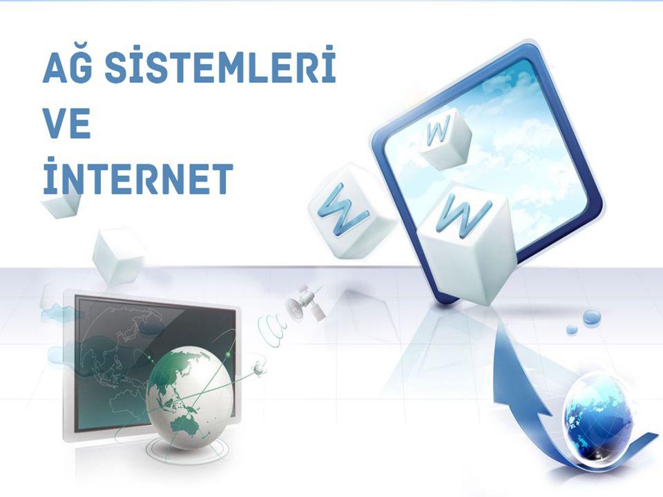 Bilgisayara statik ip ataması şu şekilde yapılır; Masaüstünden ağ simgesine çift tıklanır, gelen ekranda Ağ ve Paylaşım Merkezi'ne girilir.
