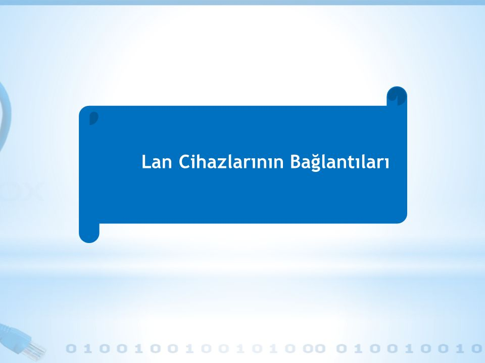 Ipv4 adresi toplam 32 bittir, ve 8 bitlik 4 bölümden oluşur.