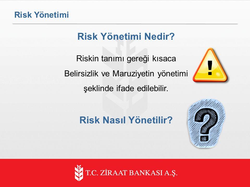 Risk Yönetimi Nedir.