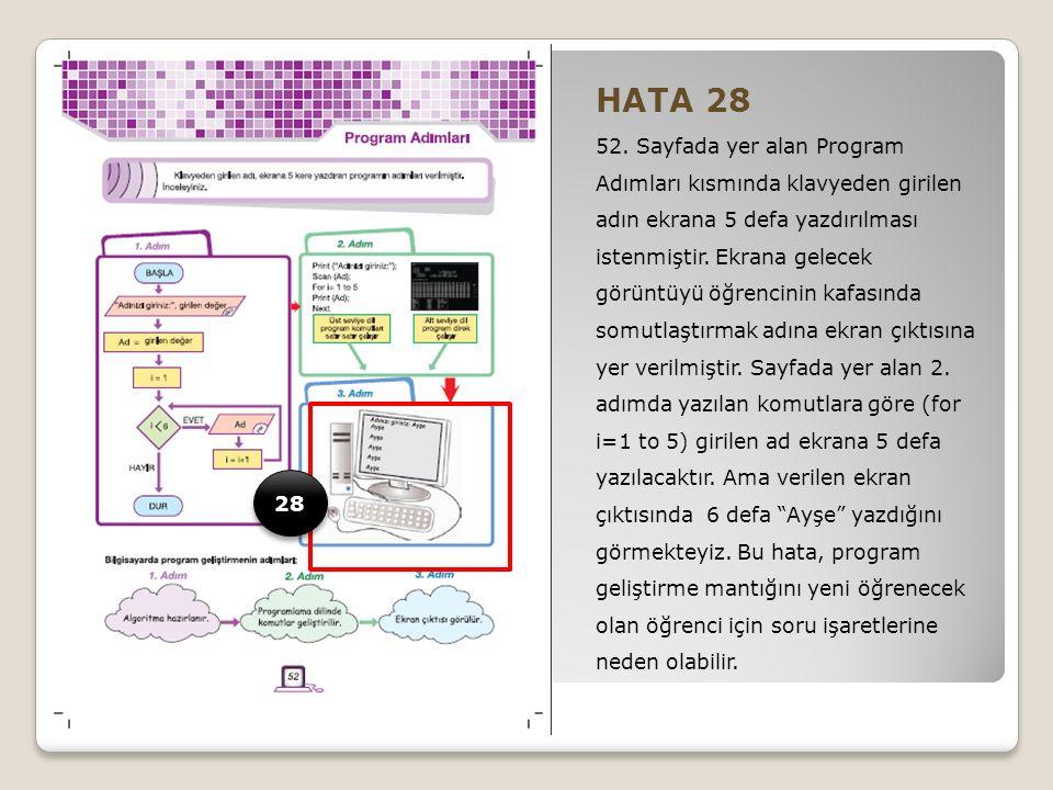 HATA 28 52.