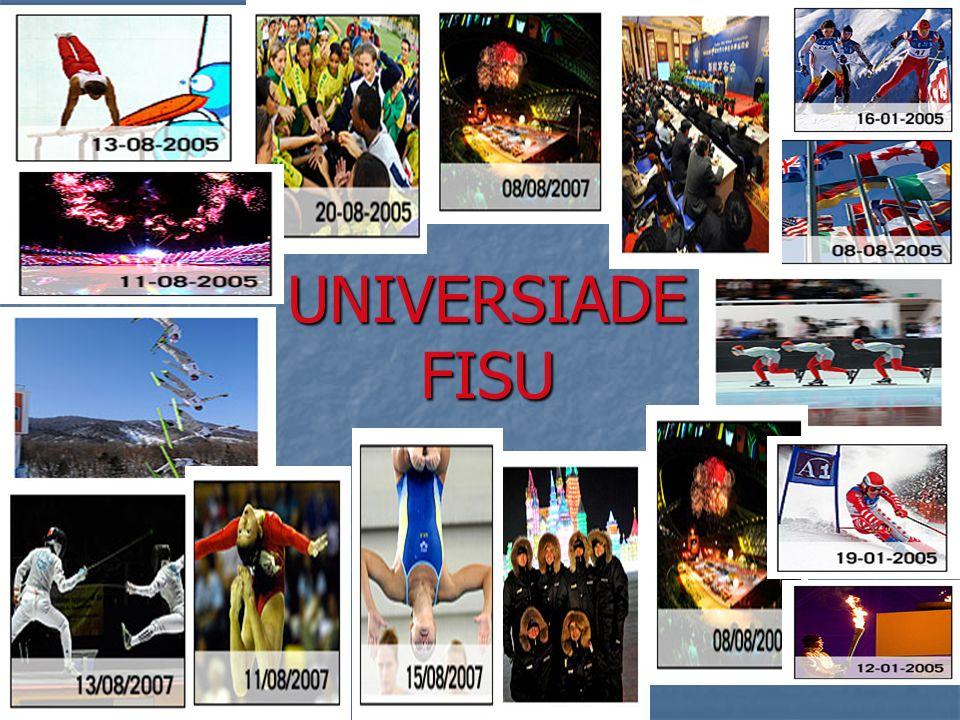 FISU Fransız Jean Petit 'in Dünya Öğrenci Oyunlarını 1923 yılının Mayıs ayında ilk defa düzenlemesi FISU'nun kuruluşunun ilk aşaması sayılmaktadır.