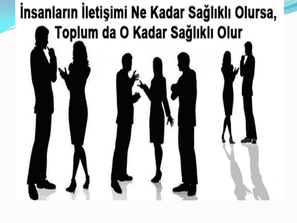 İLETİŞİM DİL VE KÜLTÜR 1.