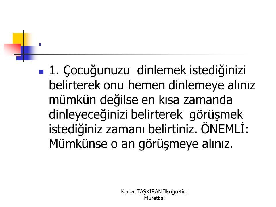 Kemal TAŞKIRAN İlköğretim Müfettişi.1.