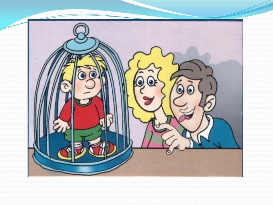 Sık sık görürüz bir soru sorulduğunda çocuğun yerine cevap vermeye kalkan anne-babaları, işte bu ve benzeri davranışlar çocukta sorumluluk duygusu ve kişilik gelişimini olumsuz etkileyen ebeveyn tutumlarıdır.