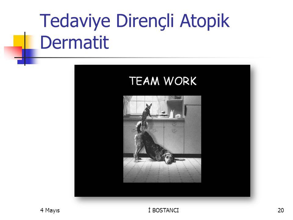 Tedaviye Dirençli Atopik Dermatit 4 Mayısİ BOSTANCI20
