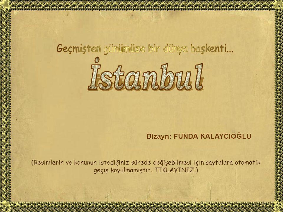 'Byzantion' şehri, M.Ö.685 yılında Megaralıların Khalkedon(Kadiköy)'a yerleşmelerinin hemen ardından, M.Ö.667 de Megaralı Byzas tarafından, tarihi yarımadanın doğusunda Sarayburnu civarında kurulmuştur.