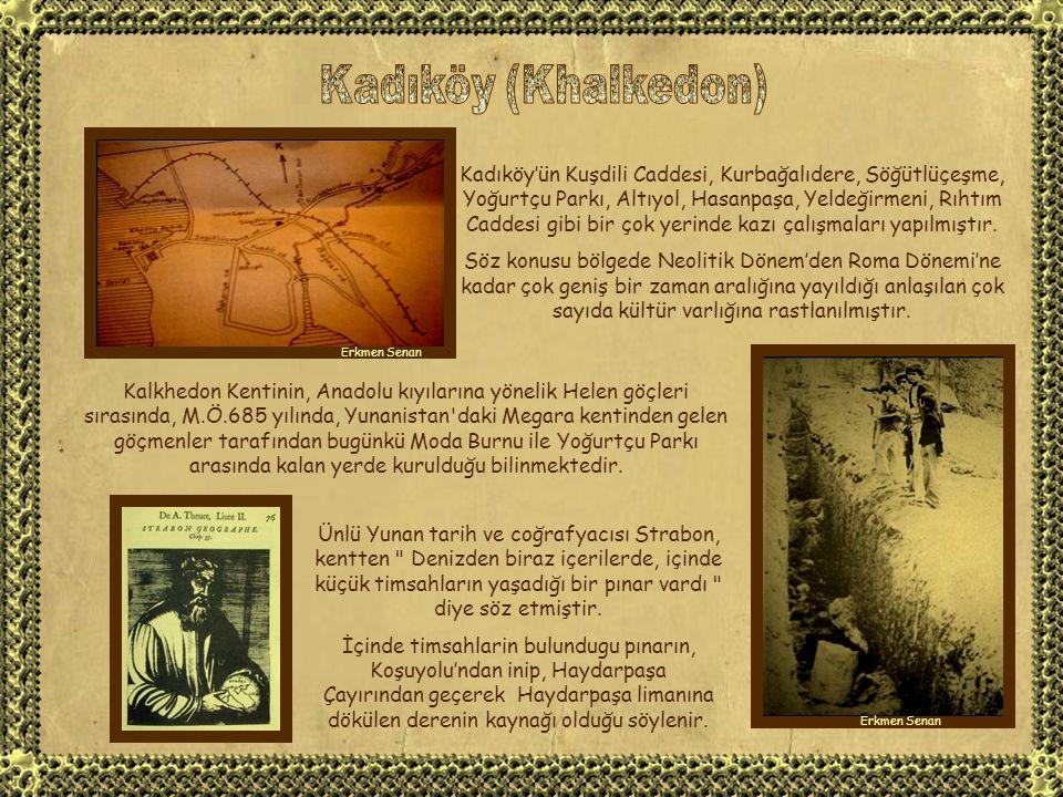 Sadece Türkiye nin değil, belki de dünyanın en eski yerleşim alanlarından olan Fikirtepe Höyüğü nde, zamanımızdan yaklaşık 9.000 yıl önceye tarihlenen yapı katları ile çok sayıda keramikler gün yüzüne çıkarılmıştır.