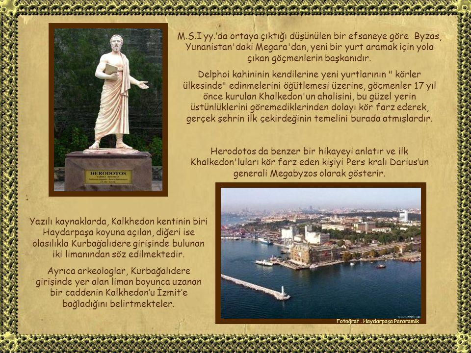 Erkmen Senan Kadıköy'ün Kuşdili Caddesi, Kurbağalıdere, Söğütlüçeşme, Yoğurtçu Parkı, Altıyol, Hasanpaşa, Yeldeğirmeni, Rıhtım Caddesi gibi bir çok yerinde kazı çalışmaları yapılmıştır.