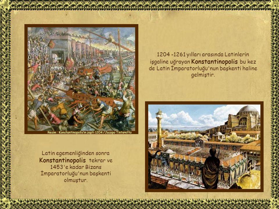 Kentin ismi imparatorun ölümünden sonra onun anısına Byzantium dan ' Konstantinopolis e çevrilecektir.