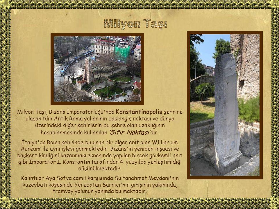 1204 -1261 yılları arasında Latinlerin işgaline uğrayan Konstantinopolis bu kez de Latin İmparatorluğu nun başkenti haline gelmiştir.