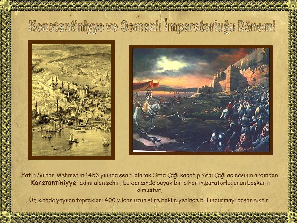Milyon Taşı, Bizans İmparatorluğu nda Konstantinopolis şehrine ulaşan tüm Antik Roma yollarının başlangıç noktası ve dünya üzerindeki diğer şehirlerin bu şehre olan uzaklığının hesaplanmasında kullanılan 'Sıfır Noktası' dır.