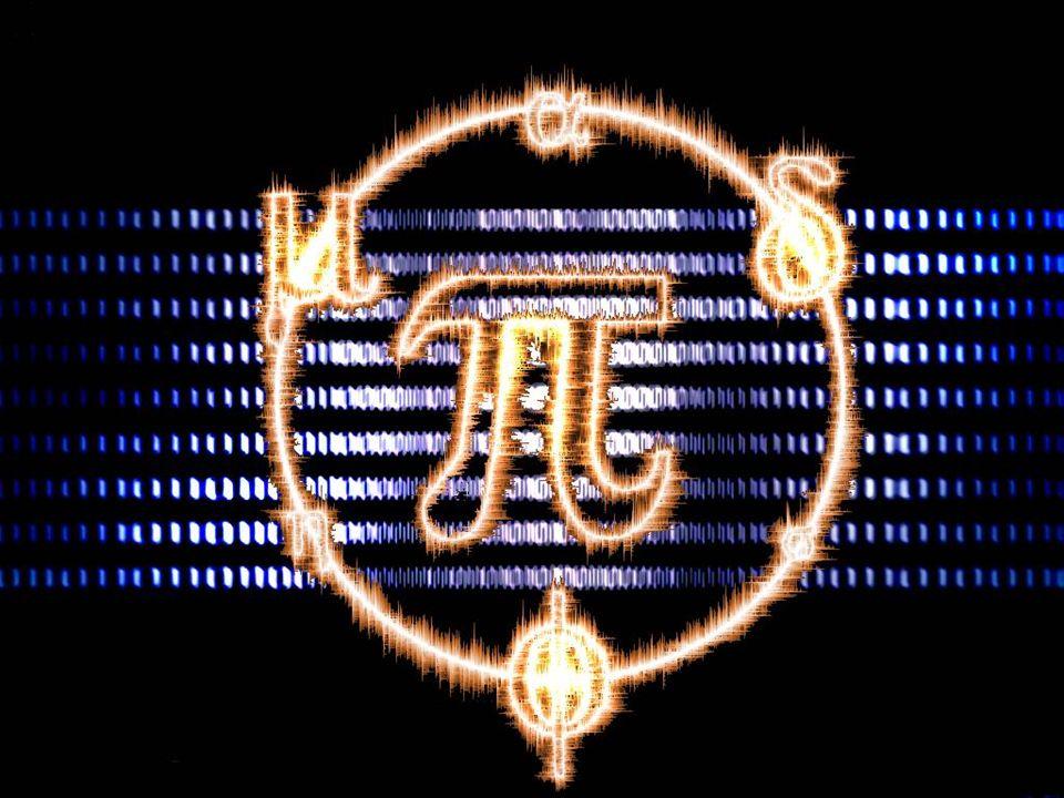 Doğum Günü ve π π, sonsuz bir rakamlar dizisi.