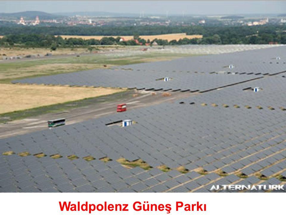 Waldpolenz Güneş Parkı