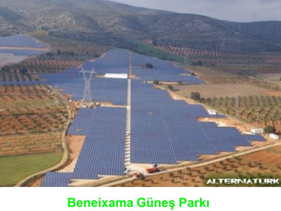 Beneixama Güneş Parkı