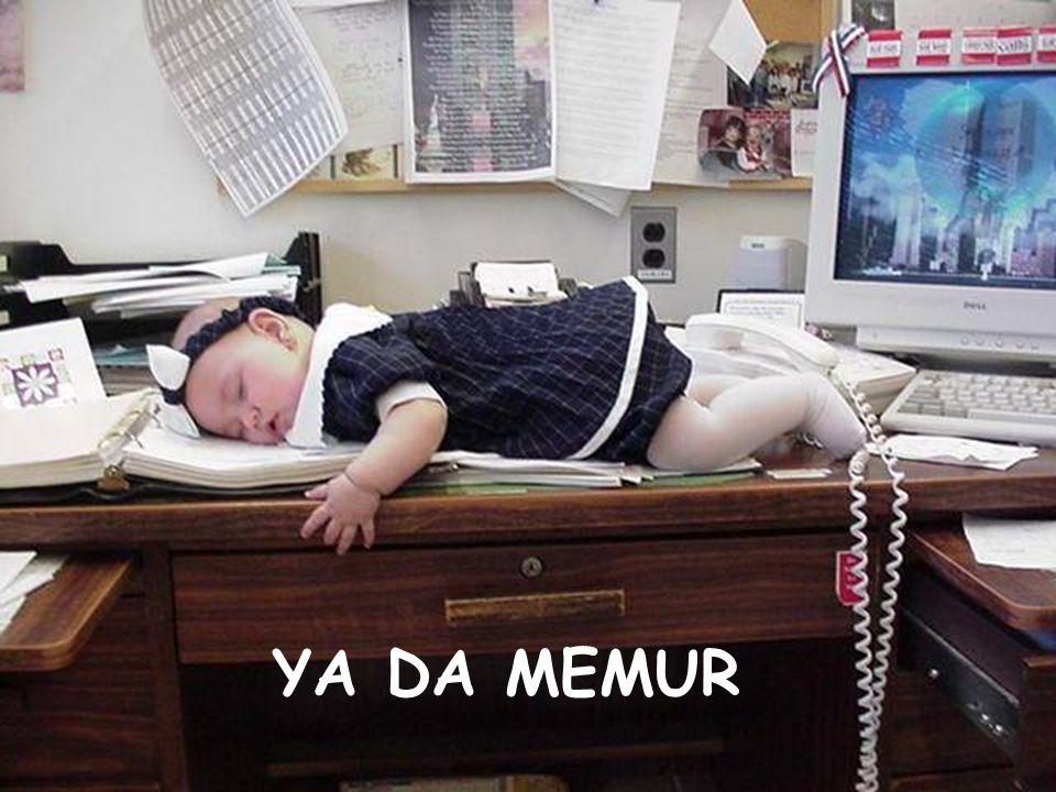 YA DA MEMUR
