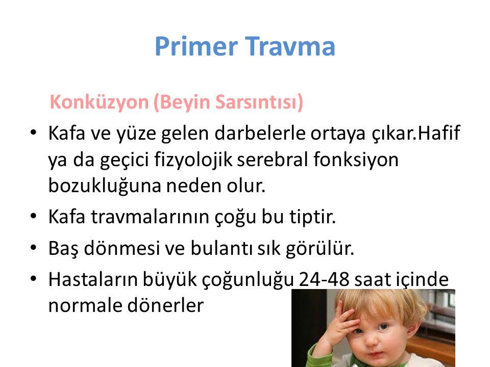 Bebeklerde kafa içi basıncında artma; Bebeklerde fontaneller açık olduğu için, kafanın belli bir ölçüye kadar genişlemesine ve süturların açılmasına izin verilir.