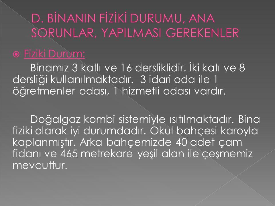  Satranç Kursu : 2-B Sınıfı Öğretmenimiz Hıfzı SÖZEN ve 3-B Sınıfı Öğretmenimiz Ali KARSLI tarafından kendi sınıflarındaki öğrencilere verilmekte olup, toplam 35 öğrenci kursa katılmaktadır.