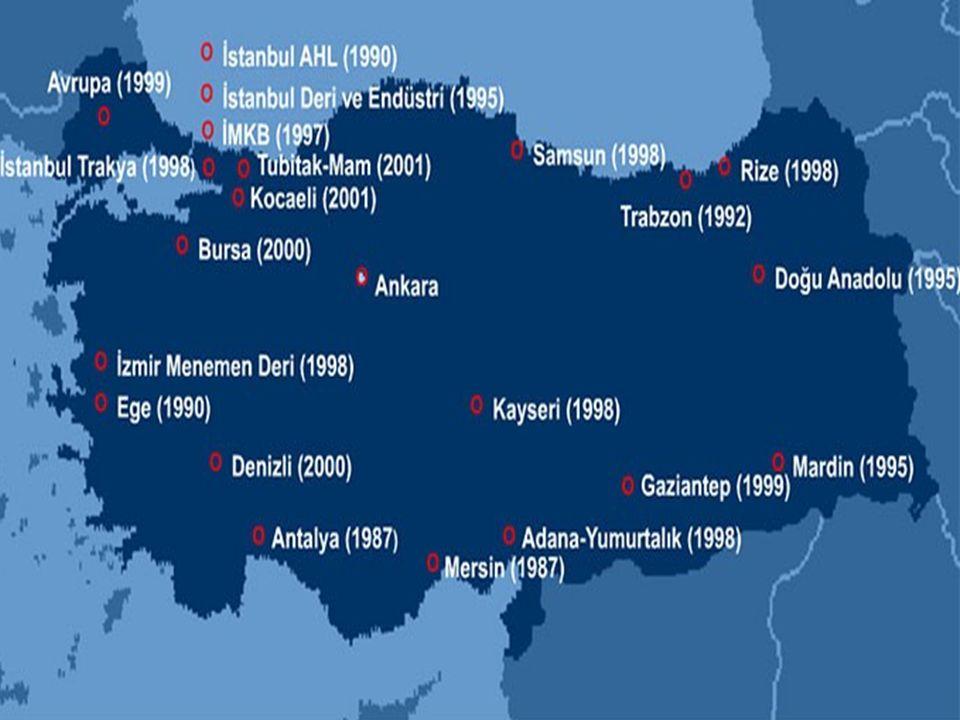 Menkul kıymetlerin alımı, satımı, takas ve saklama işlemleri ve bunlara ilişkin diğer işlemlerin yapılacağı İstanbul Menkul Kıymetler Borsası Uluslararası Menkul Kıymetler Serbest Bölgesi; 24 Şubat 1997 tarihinde aktivitelerine başlamıştır.