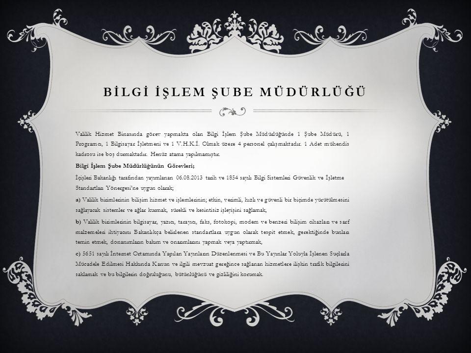KAYNAKLAR  Edirne Valiliği Bilgi İşlem Şube Müdürlüğü  www.edirne.gov.tr www.edirne.gov.tr  www.edirnebilgiislem.gov.tr www.edirnebilgiislem.gov.tr  https://tr.wikipedia.org/wiki/PhpMyAdmin https://tr.wikipedia.org/wiki/PhpMyAdmin